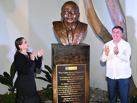 Develacion busto_Mérida04